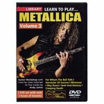 Music Sales Learn to Play Metallica Vol.3