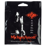 Rotosound MAS11 Michael Amott Sign. Set