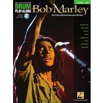 Hal Leonard Drum Play-Along Bob Marley