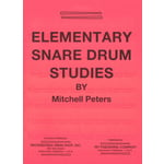 Try Publishing Company Elementary Snare Drum Studies
