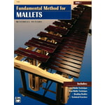 Alfred Music Publishing Fundamental Method Mallets 1