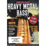 Guitar World Heavy Metal Bass