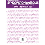 Alfred Music Publishing Syncopation Rolls Drum Set