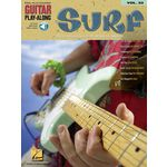 Hal Leonard Guitar Play-Along Surf