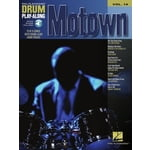 Hal Leonard Drum Play-Along Motown