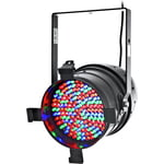 Stairville LED Par64 MKII RGBA 10mm black
