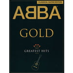Wise Publications Abba Gold Guitar
