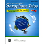Universal Edition Saxophone Trios f. Around the