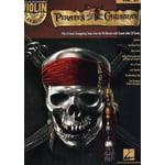 Hal Leonard Violin Play Along Pirates of