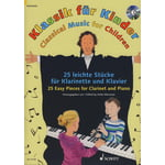 Schott Klassik für Kinder Klarinette