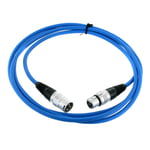 Sommer Cable Stage Blue Line Vocal 10m