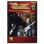Hal Leonard Guitar Play-Along DVD ZZ Top