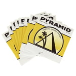 Pyramid 8 String Classical Guitar Set