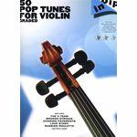 Hal Leonard 50 Graded Pop Violin Solos