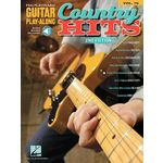 Hal Leonard Guitar Play-Along Country Hits