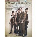 Hal Leonard Signature Avenged Sevenfold