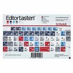Editortasten Sonar Edition