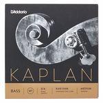 Daddario K610-3/4M Kaplan Bass 3/4