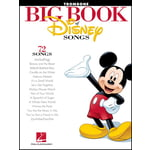 Hal Leonard Big Book Of Disney Trombone