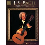 Hal Leonard J.S.Bach for Easy Guitar