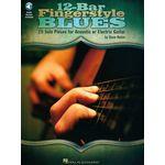 Hal Leonard Dave Rubin 12-Bar Fingerstyle