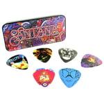 Dunlop Santana Pick Set H