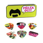 Dunlop Frank Zappa Yellow Pick Set M