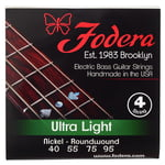 Fodera 4-String Set Nickel Ultralight