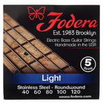 Fodera 5-String Set Light Steel