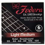 Fodera 6-String Set Light Med Nickel