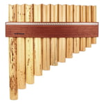 Gewa Panpipes G- Major 12 Pipes