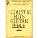 Hal Leonard Acoustic Hits Guitar Bible