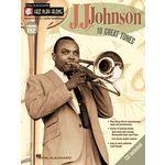 Hal Leonard Jazz Play-Along J.J.Johnson
