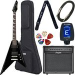 Harley Benton R-10 BK Rock Series Bundle 2