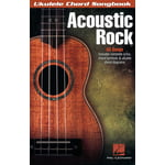 Hal Leonard Ukulele Chord Songbook: Rock