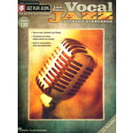 Hal Leonard Jazz Play-Along Vocal Low