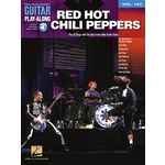 Hal Leonard Guitar Play-Along Red Hot