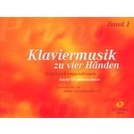Holzschuh Verlag Klaviermusik Zu Vier Händen 1