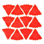 Herdim Plectrum Red Set