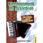 Musikverlag Geiger Wirtshausmusik Akkordeon 3