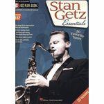 Hal Leonard Jazz Play-Along Stan Getz