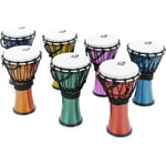 "Toca 7"" Color Sound Djembe Set"