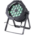 Showtec LED Par 64 Short Q4-18 Black