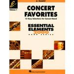 Hal Leonard Concert Favorites 1 Trumpet