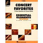 Hal Leonard Concert Favorites 1 Horn
