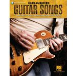 Hal Leonard Graded Guitar Songs