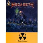 Hal Leonard Megadeth Rust In Peace