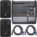 Samson RS15HD Bundle