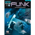 Hal Leonard Guitar Play-Along Funk