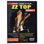 Music Sales Learn to play ZZ Top Vol.2